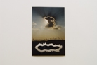 Brosche 'Every cloud has a silver lining' 1998 Silber, auf Verpackung € 165,-